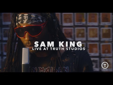 Sam King - Gold Drip (Live At Truth Studios)