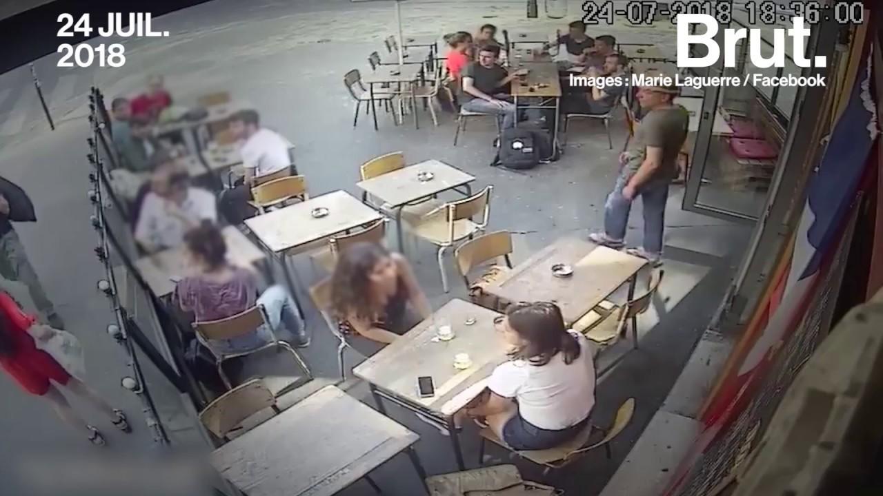 Frappée au visage dans la rue, elle a décidé de publier la vidéo de son agression