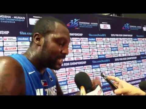 FIBA Asia Interview: Andray Blatche
