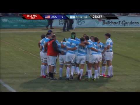 Americas Rugby Championship - USA v Argentina  6:00 PM PST