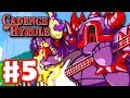 Cadence Of Hyrule - Gameplay Walkthrough Part 5 - Bass Guitarmos Knights Bosses! (Nintendo Switch)