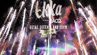 EKKA 2017 Night Entertainment