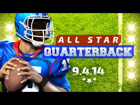 All Star Quarterback Android GamePlay Trailer (HD) [Game For Kids]