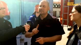 Wie funktioniert ein Feuerlöscher - Radio Trausnitz hat die Erklärung