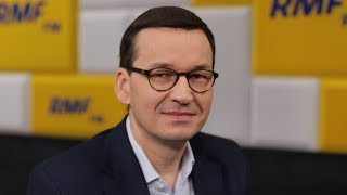 Morawiecki: Jeżeli raport CBA będzie niekorzystny, być może zadzwonię do Banasia