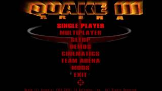 Quake 3 Arena in 2017 | What Still Works? | Is Multiplayer Still Alive?