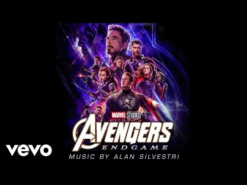 Alan Silvestri - Portals (From Avengers: Endgame/Audio Only)