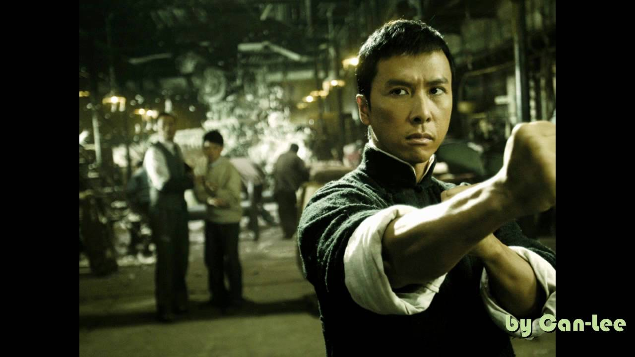 Bruce Lee,Jet Li,Jackie Chan,Donnie Yen and Tony Jaa
