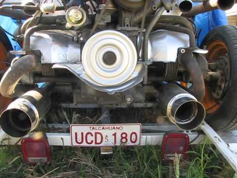 Vw Dune Buggy >> Twin Exhaust. Volkswagen beetle modified. - YouTube