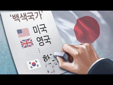 백색국가가 뭐길래…한국 제외 때 경제 영향은? / 연합뉴스TV (YonhapnewsTV)