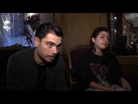 INTERVIEW DE LILLY WOOD AND THE PRICK - FESTIVAL DE GERARDMER 2015