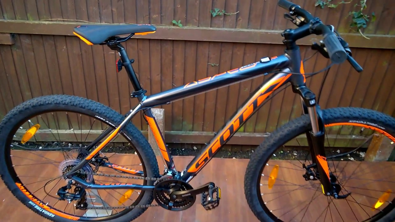 Scott Aspect 970 2017 Mountain Bike