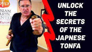 TONFA - WORKOUT STRIKES BLOCKS AND SPINS