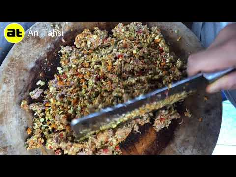cách làm món rắn xào xả ớt