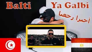 Balti - Ya Galbi / Reaction Show 🇹🇳 / عدنا