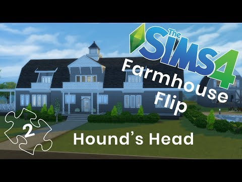 HOUND'S HEAD VINEYARD 👩🏽‍🌾🏡 | Farmhouse Flip - Episode 2 | Walkthrough video