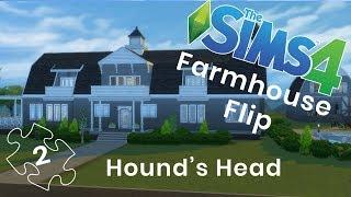 HOUND'S HEAD VINEYARD 👩🏽🌾🏡 | Farmhouse Flip - Episode 2 | Walkthrough video