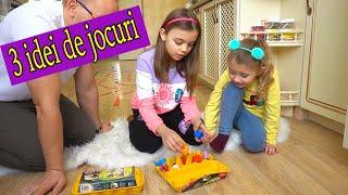 3 Idei de jocuri pentru copii cand # Stamacasa