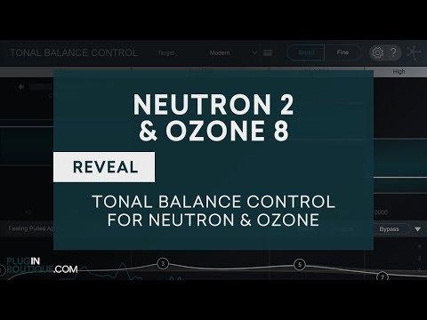 iZotope Tonal Balance Control - What's New in iZotope Neutron 2 Advanced & Ozone 8 Advanced
