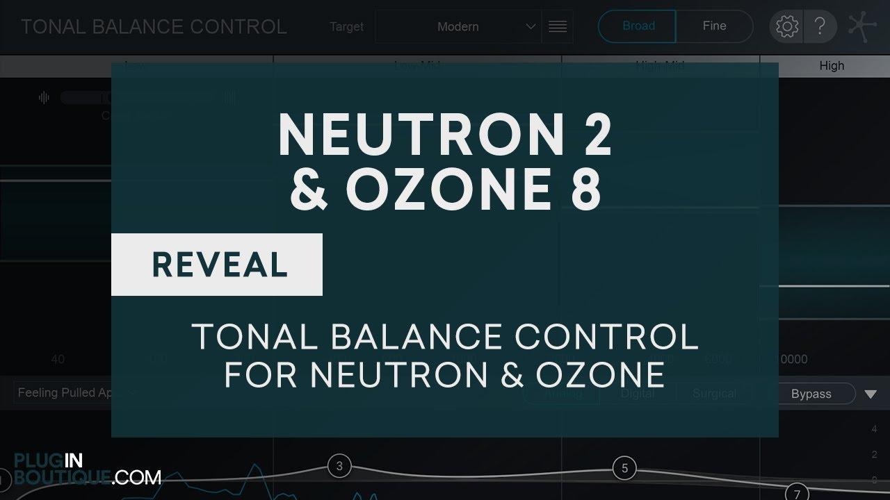 iZotope Neutron 2 & Ozone 8 pt 4 - Introducing Tonal Balance Control