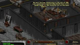 Fallout 2 - New Reno - part 329 - gameplay - hardest difficulty