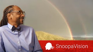 Repeat youtube video DOUBLE RAINBOW SONG!! in SnoopaVision