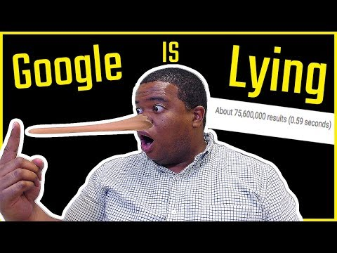 I Caught Google Lying About This....