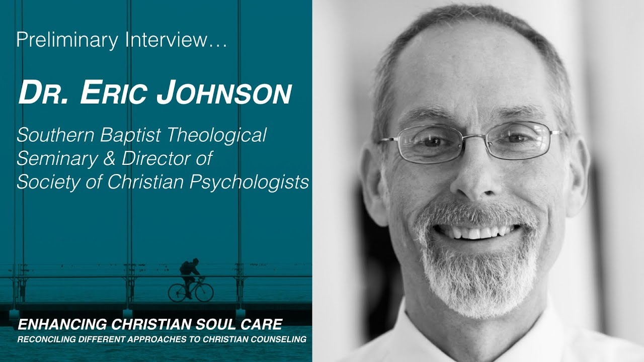 review of eric johnsons psychology and christianity Eric l johnson (phd, michigan state university) is lawrence and charlotte hoover professor of pastoral care at the southern baptist theological he authored articles for the baker encylopedia of psychology and counseling and has co-edited and contributed to two books: christianity and.