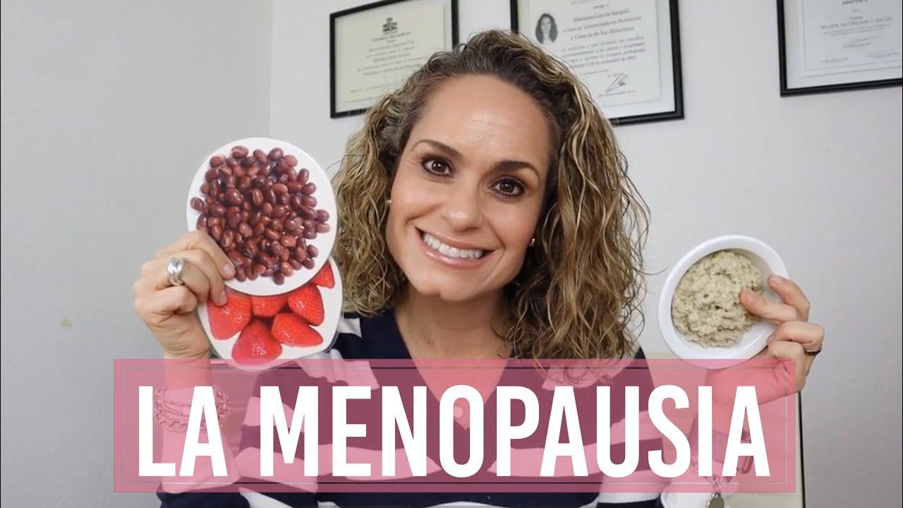 Dieta menopausia perder peso