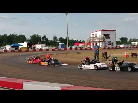 "6.15.2019 - KC Raceway - Adult 340 - Heat 1-""Feature"""