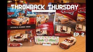 Disney Cars Greg Candyman (Tach-O-Mint #101) - Throwback Thursday Ep. 2