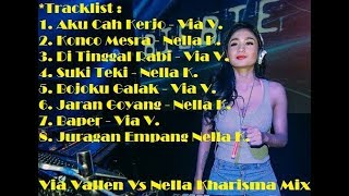 DJ Dangdut Koplo Remix Via Vallen Vs Nella Kharisma 2018 Goyang Lagi Neng Mp3