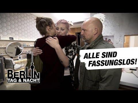Berlin - Tag & Nacht - Paula am Boden - Basti im Liebesglück! #1547 - RTL II