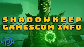 Destiny 2: Shadowkeep | Gamescom Info - Finishers, Artifact Mods & Brand New Exotics Revealed!
