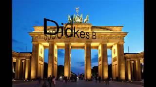 Dickes B - Seeed Lyrics Video