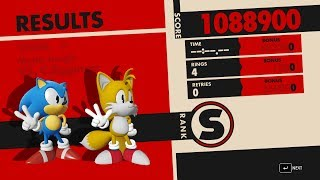 Sonic Forces: Classic Sonic or Classic Tails [BETA Releases]