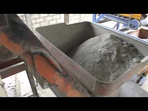 Ruwan Cement Block - Automated Paving Block Machine