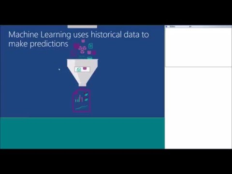 Free Webinar: Microsoft Azure Machine Learning Studio