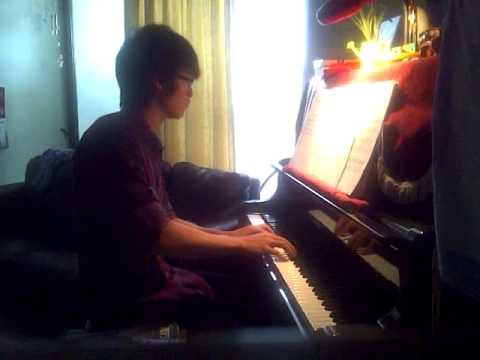 Ming Ming Jiu 明明就 (Jay Chou周杰伦) - OST with Piano Cover