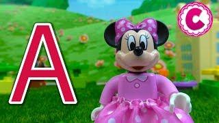 Учим букву А / Буквы русского алфавита для детей / Развивающий мультфильм для детей 0+