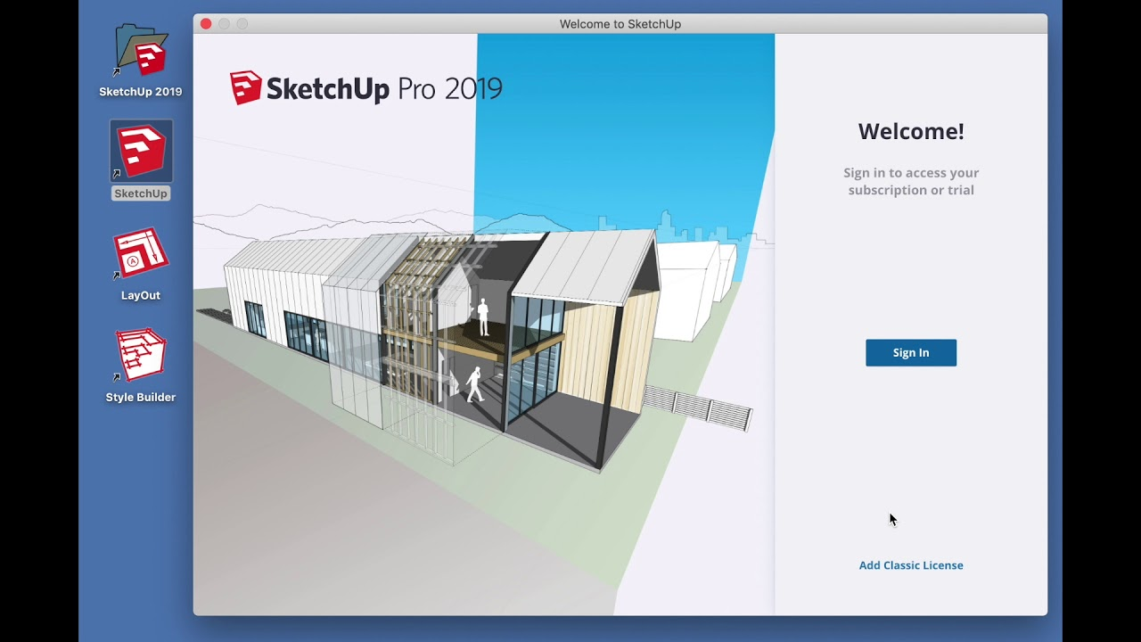 Downloading, Installing, and Authorizing SketchUp | SketchUp