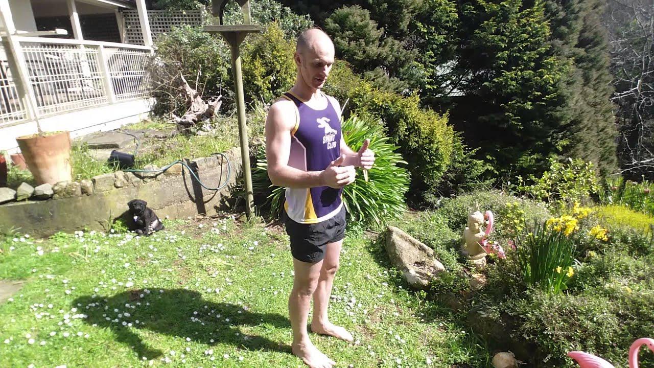Barefoot Running Theory