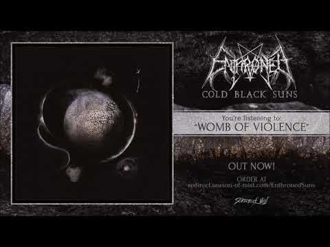 Enthroned - Womb of Violence (Bonus Track)
