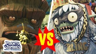 Plants vs. Zombies: Battle for Neighborville - YETI