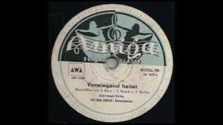 Vorwiegend heiter - Cornel Trio - Amiga 50/429