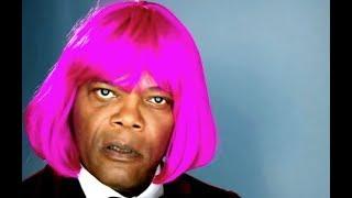 Samuel L Jackson Wigs