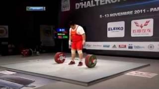 2011 IWF World Championships Women +75 Kg Snatch