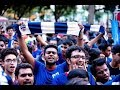 Bengaluru fc Fan awesome live chanting during Match  | Hero ISL 2018 | chhetri chhetri chant |