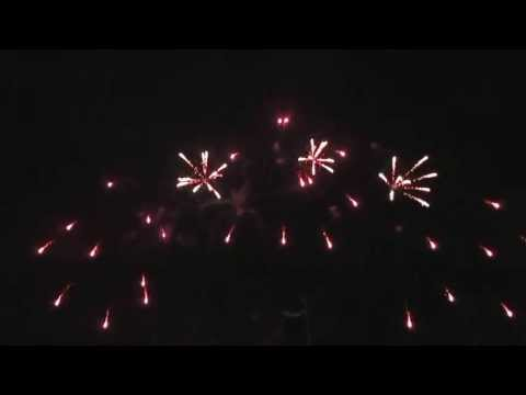 Tanjay City Feista 2013 Fireworks Competition 3