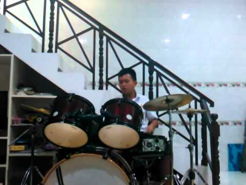 Jesus You Be Lifted Up Drum By Daniel Hermawan